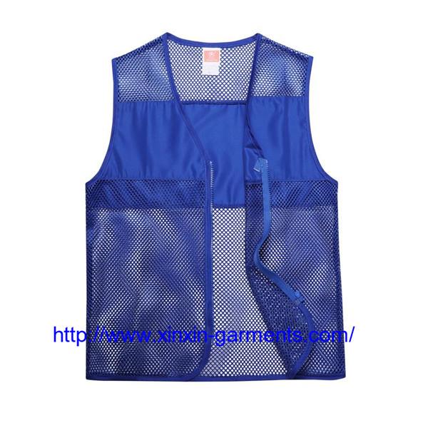 Custom Company Promotional uniform Reflective Vest Jacket 104
