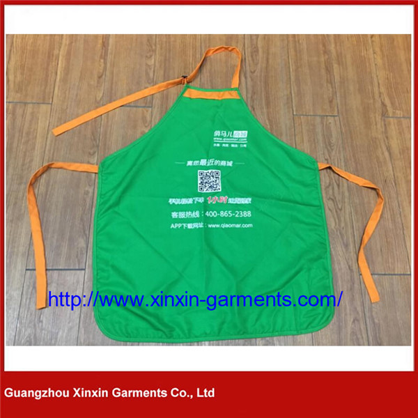 Guangzhou Factory Wholesale Cheap Polyester Aprons Supplier (A1)