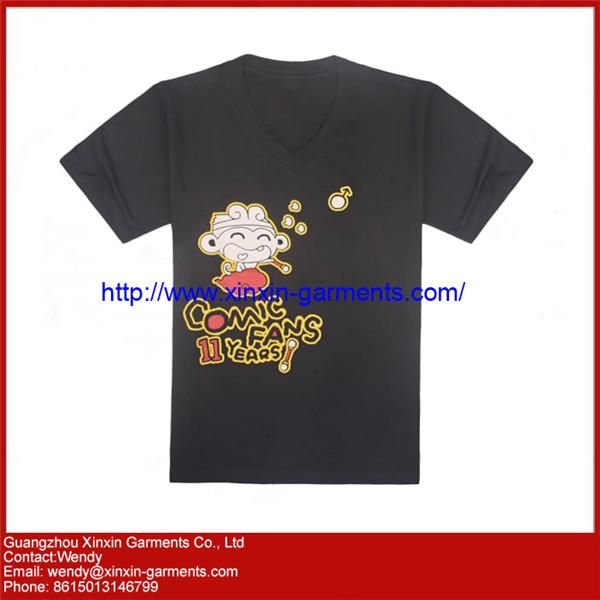 OEM Factory Fashion Design Printing Tee Shirts for Advertising (R40)