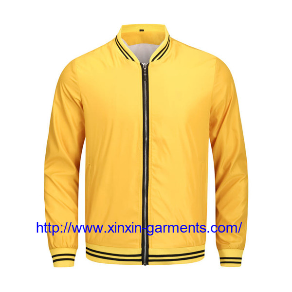 Promotional High Quality Men's Winter Warm Jacket With Hoodie Jacket CX111
