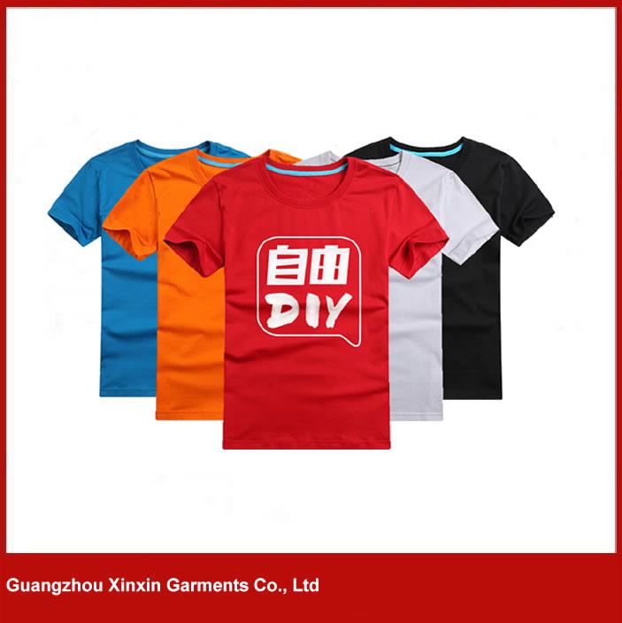 Wholesale Good Quality 100 % Cotton 180gsm T-shirts (R98)