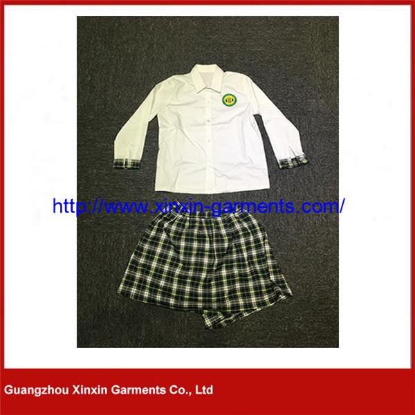 School Uniform Sport Wear Fashion School Clothes U29