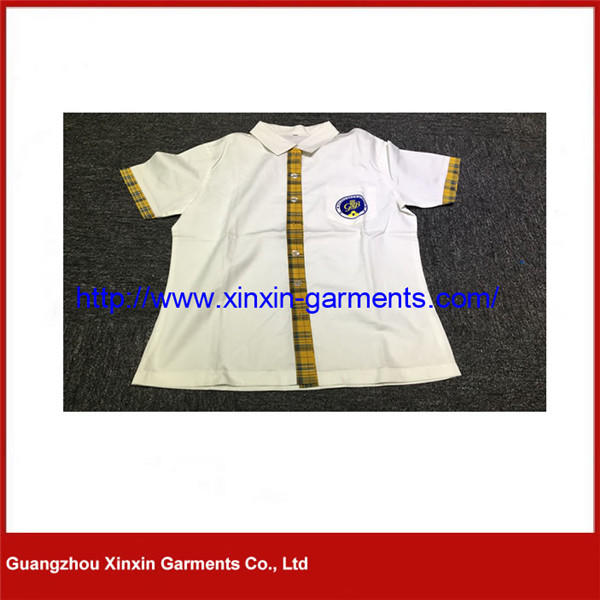 Summer Kindergarden Clothes with New British Style Primary School Uniforms U32
