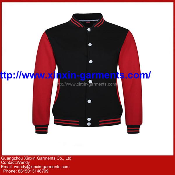 Wholesale Custom Men Plain Solid Color Crew Neck Sweatshirts (T221)
