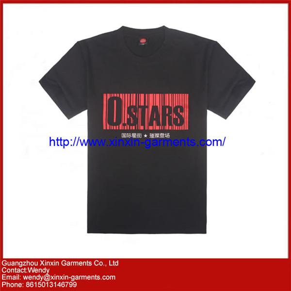 Wholesale Round Neck Plain Unisex Tee Shirts (R37)