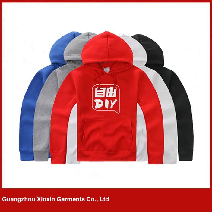 Customized 100% Cotton Hoody Sport Hoody Printed Hoody T55