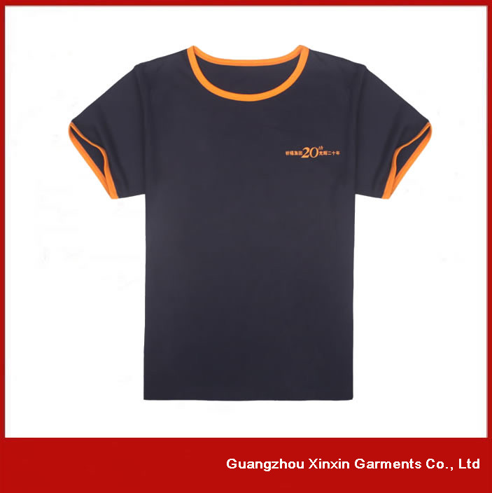 Customized Fashion Design T Shirt Manufacturer R55
