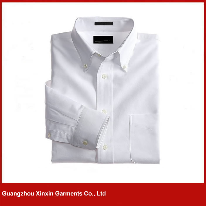 factory wholesale Double Collar men's shirts tailor made shirts S97