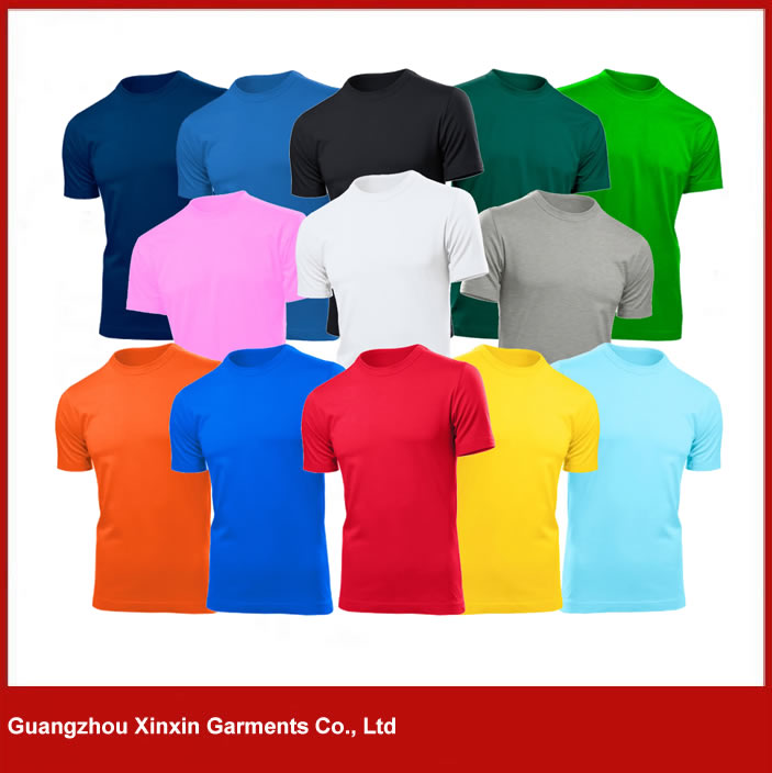 OEM cotton Jersey style t shirt Men / Custom style t shirt(R79)