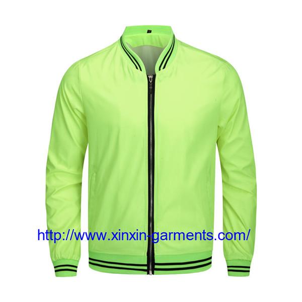 promotion cheap foldable waterproof windbreaker jacket wind proof jacket CX111