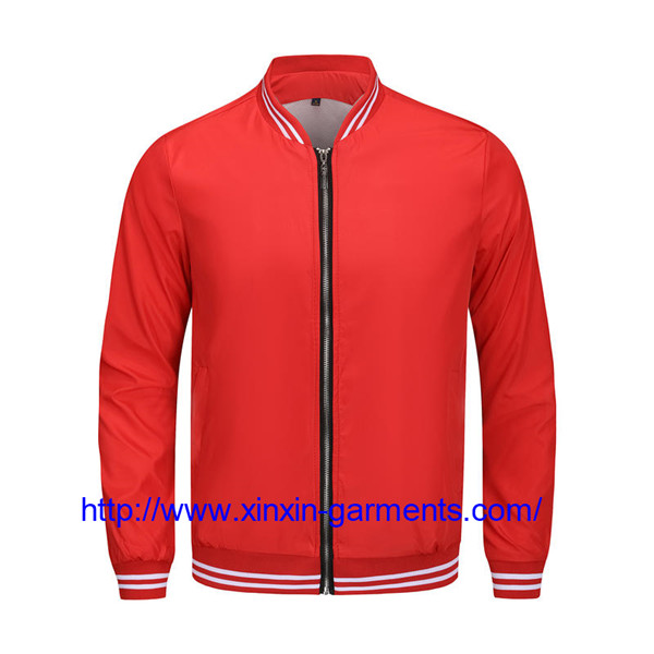 wholesale promotional oversized waterproof winter jacket men CX111